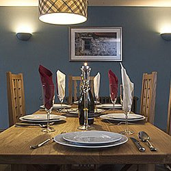 YRSCommercial, Interiors Photography Dining Room Lifestyle Example 6